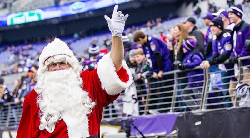 Christmas Day NFL Games 2016